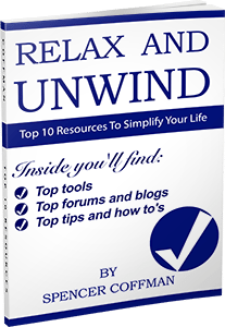 Download the top 10 resources to simplify your life Free
