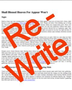 article marketing re write your article spencer coffman