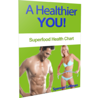 Superfood Health Chart A Healthier You Spencer Coffman