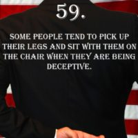 Deception Tip 59 - How To Detect Deception - A Guide To Deception - Author Spencer Coffman