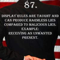 Deception Tip 87 - How To Detect Deception - A Guide To Deception - Author Spencer Coffman