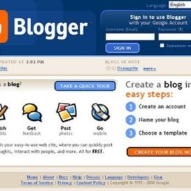 How To Create A Blogger Blog For Dummies - Spencer Coffman