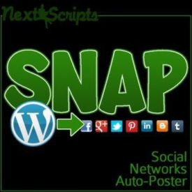SNAP Review Social Network Auto Poster NextScripts - Spencer Coffman