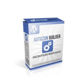 AutoZon Builder Review WordPress Plugin - Create Amazon Affiliate Store Blog - Spencer Coffman