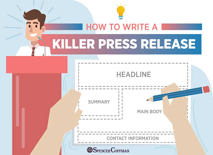 How To Write A Killer Press Release - Spencer Coffman