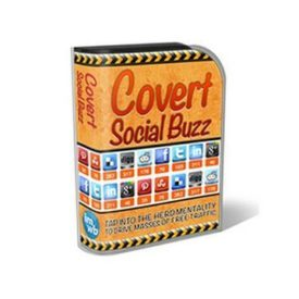 Covert Social Buzz Review WordPress Social Sharing Plugin - Spencer Coffman