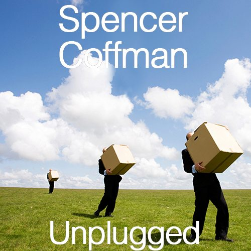 Unplugged Spencer Coffman Music Album CD