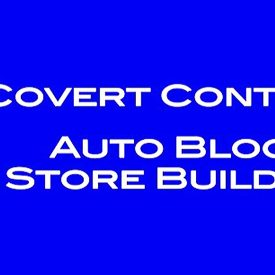 Covert Content Review WordPress Plugin Affiliate Store Builder - Spencer Coffman
