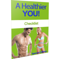A Healthier You Checklist By Author Spencer Coffman