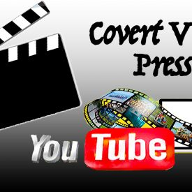 Covert Video Press Review WordPress Video Post Theme - Spencer Coffman