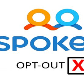 Spokeo Opt Out Of Public Record Database Remove Your Information - Spencer Coffman