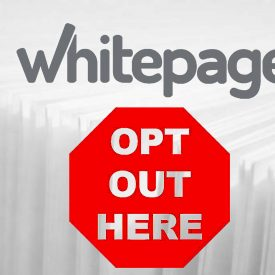 White Pages Opt Out Of Public Record Database - Spencer Coffman