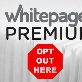 Opt Out of WhitePages.com