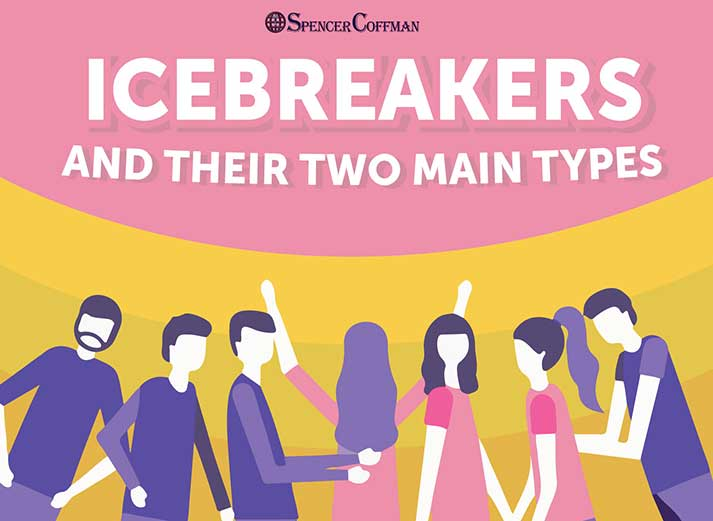 Icebreakers And Their Two Main Types - Spencer Coffman
