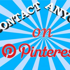 How To Contact Anyone On Pinterest Even If They Aren't Following You - Spencer Coffman