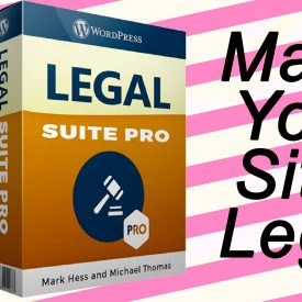 Legal Suite Review WordPress Legal Page Plugin - Spencer Coffman