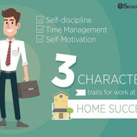 3 Character Traits For Work At Home Success – Spencer Coffman