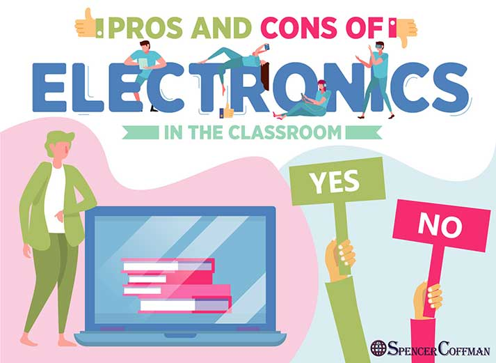 Pros And Cons Of Electronics in the Classroom – Spencer Coffman