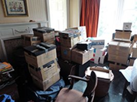 how to declutter moving boxes spencer coffman