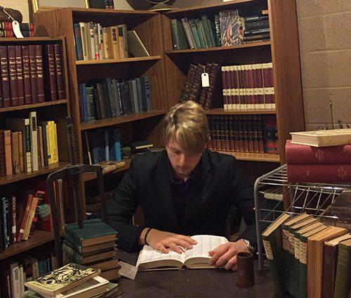 spencer coffman academic study