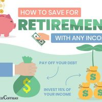 How To Save For Retirement With Any Income – Spencer Coffman