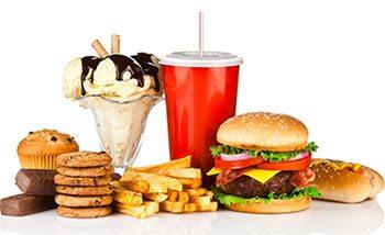 stress flow default mode network junk food spencer coffman