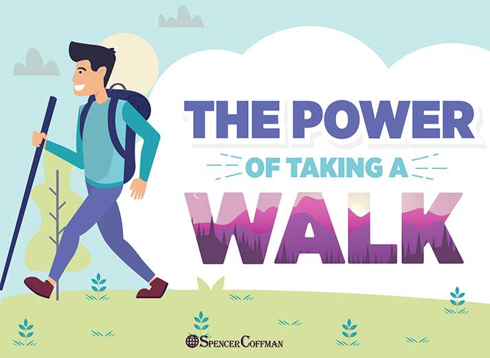 The Power of Taking a Walk – Spencer Coffman