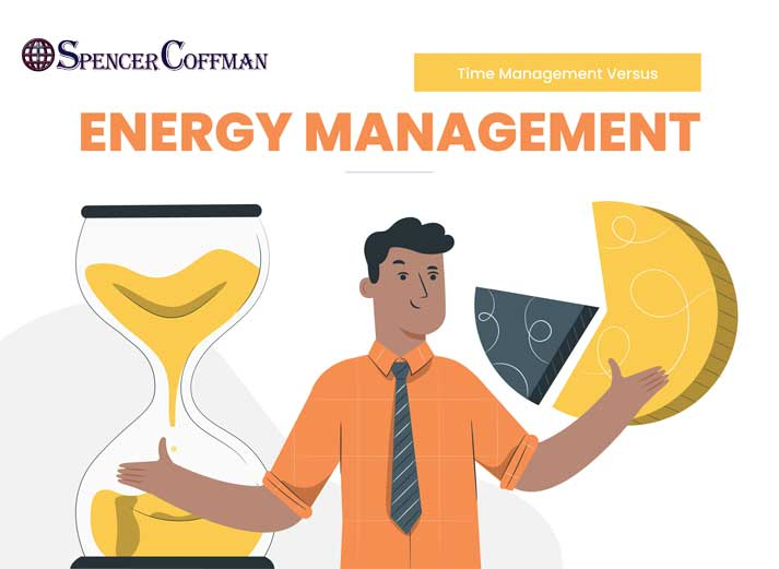 Time Management Versus Energy Management – Spencer Coffman