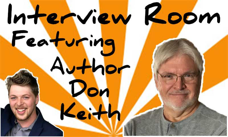 Interview With Author Don Keith – Spencer Coffman