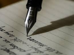 keep a journal writing pen spencer coffman