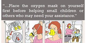 saying no oxygen mask spencer coffman