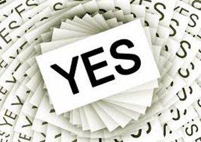 saying no yes spencer coffman