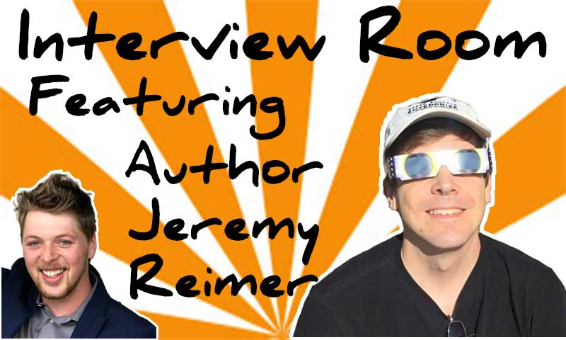 Interview With Author Jeremy Reimer – Spencer Coffman