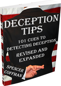 Sell Deception Tips Revised And Expanded - Spencer Coffman