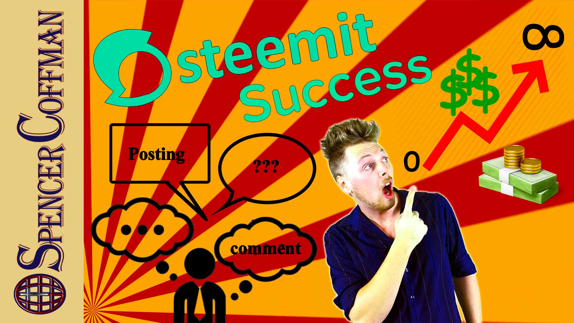 3 Tasks To Help You Grow Faster On Steemit