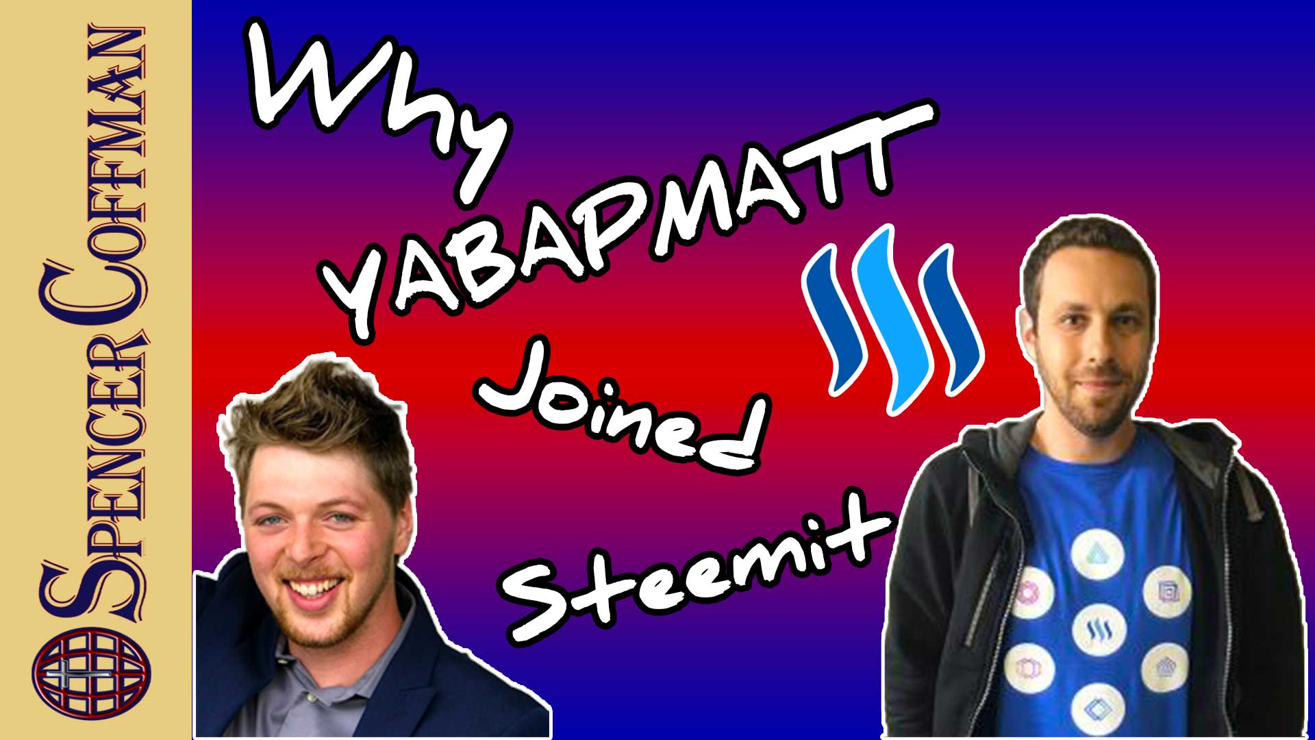 Why Yabapmatt Joined Steemit And You Should Too