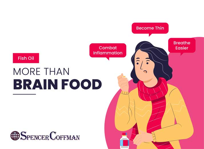 Eat Fish Oil – It's More Than Brain Food – Spencer Coffman